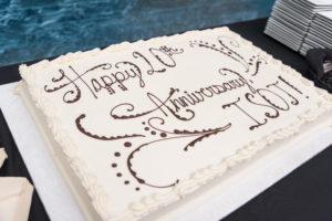 ISOJ 20th Cake