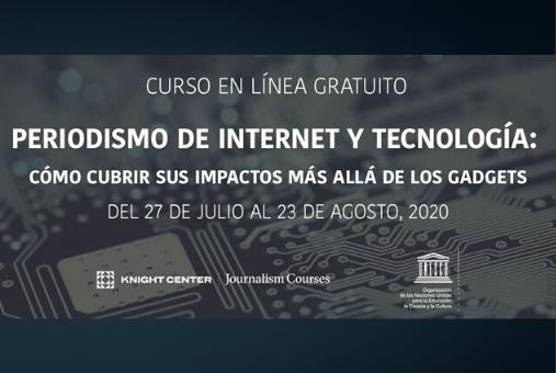 Periodismo de Internet y Tecnologia