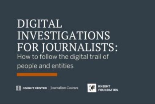 Digital investigations banner
