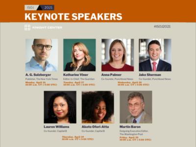 ISOJ keynotes