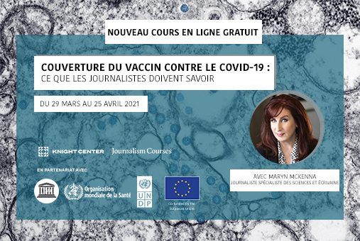 Featured image COVID vaccines MOOC in French