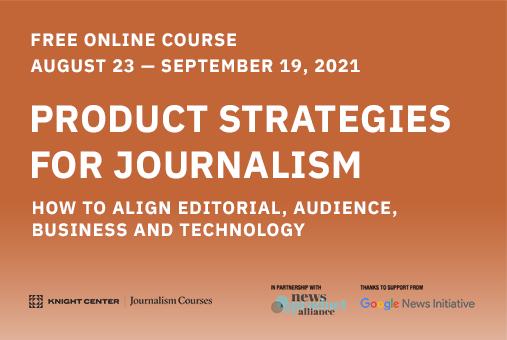 Product Strategies MOOC