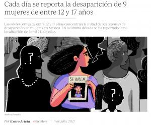 El proyecto de periodismo de datos de Itxaro Arteta